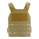 Front Plate Armor Carrier - Tan