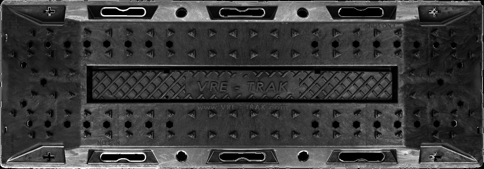 VRE TRAK Top View Black