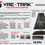 VRE-TRAK Spec SheetW